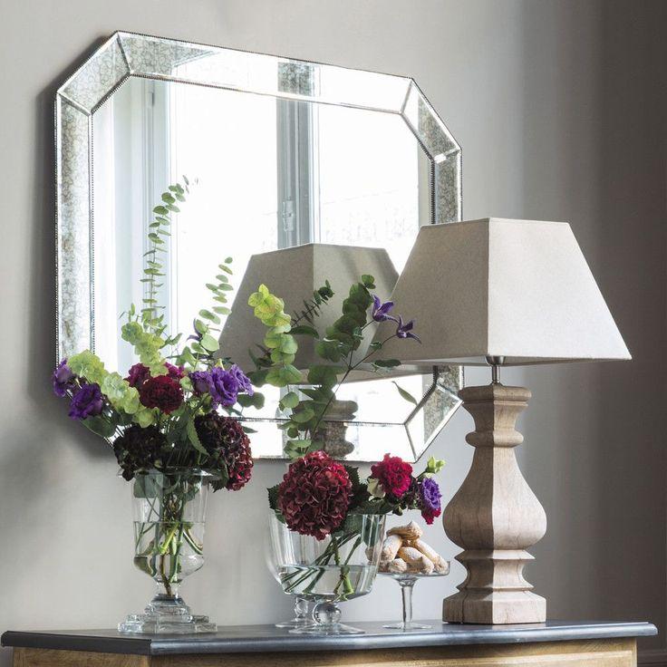 APPOLINE bevelled mirror H 100cm