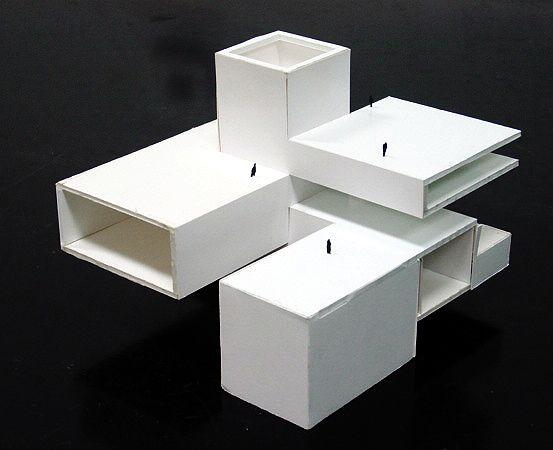 angel alonso, victoria acebo: centro de las artes de la diputación de la coruña museo y conservatorio de danza, a coruña (2003)
