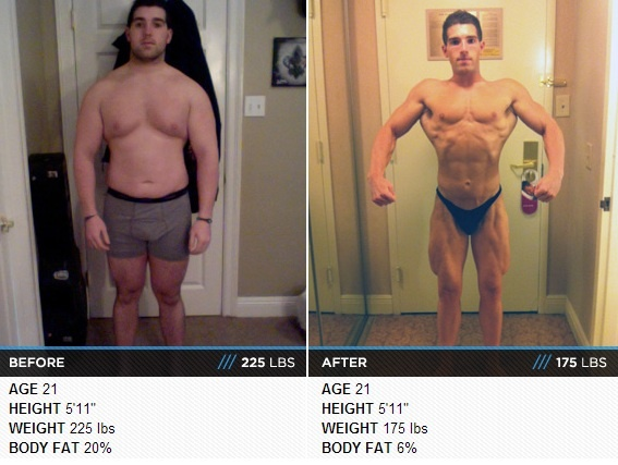 avg 14 year old weight loss