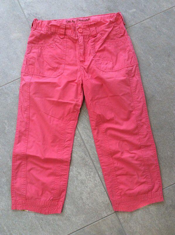 Mein Tolle Staccato 3/4-Hose mit Glitzersteinen pink/rosa / Gr. 170 von Staccato! Größe 170 für 15,00 €. Schau´s dir an: http://www.mamikreisel.de/kleidung-fur-madchen/caprihosen-und-3-slash-4-hosen/38924060-tolle-staccato-34-hose-mit-glitzersteinen-pinkrosa-gr-170.