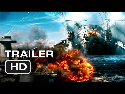 Battleship Official Trailer #2 ----- too many movies in this summer , but this one is definitely going to be a roller coaster ride ............