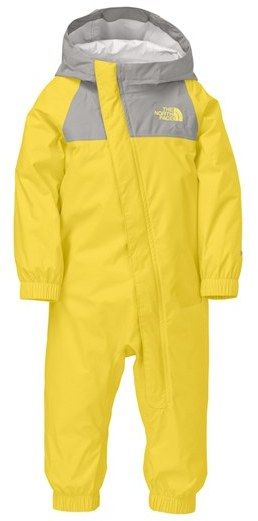 The North Face 'Resolve' Rain Suit (Baby Girls) on shopstyle.com
