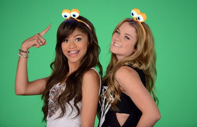 """Disney's """"Shake It Up"""" star Zendaya Coleman stops by to co-host an all new episode with host Lenay Dunn tomorrow ~ Spate Post- Online Newspaper for politics, sports and more"""