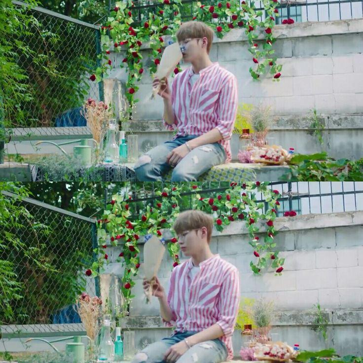 Wanna One Teaser Movie #10 Ha Sungwoon