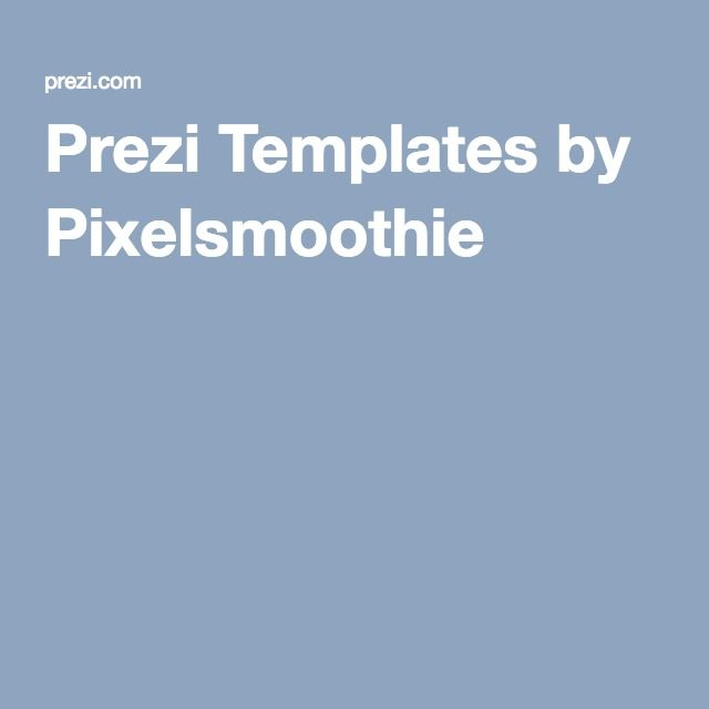 12 best Prezi templates from Youtube images on Pinterest | Role ...