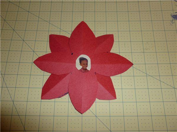 cute poinsettia craft for preschoolers