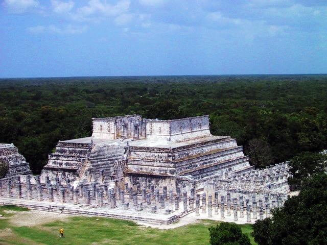 メキシコ遺跡
