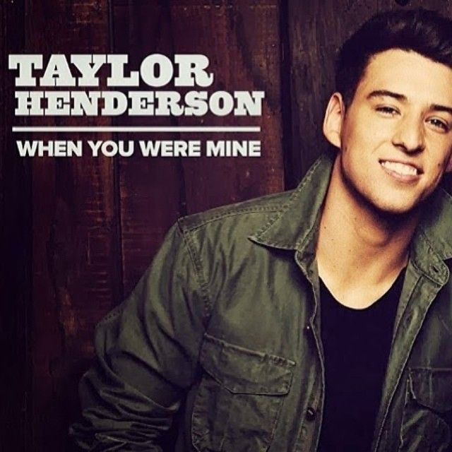 Stumbled upon Taylor Henderson wearing The Victor over shirt on the cover of new single. #taylorhenderson #threeoverone #victor