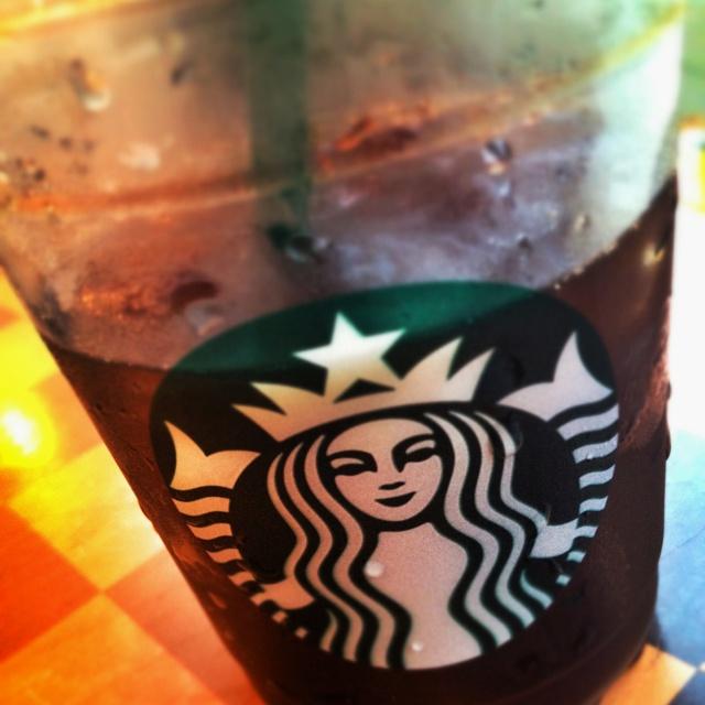 Starbucks 악마의 음료!