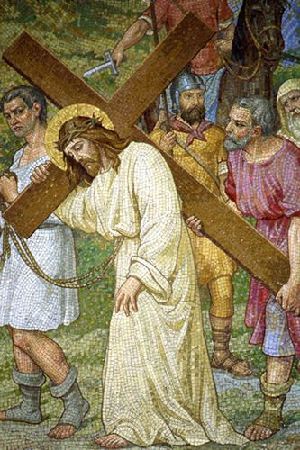 Catholic First Stations of the Cross