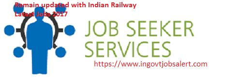 Railway in India has always been the most major means of convey. Each year Indian railway latest jobs 2017 comes up with many railway openings in different departments. Hiring is done on volume basis.