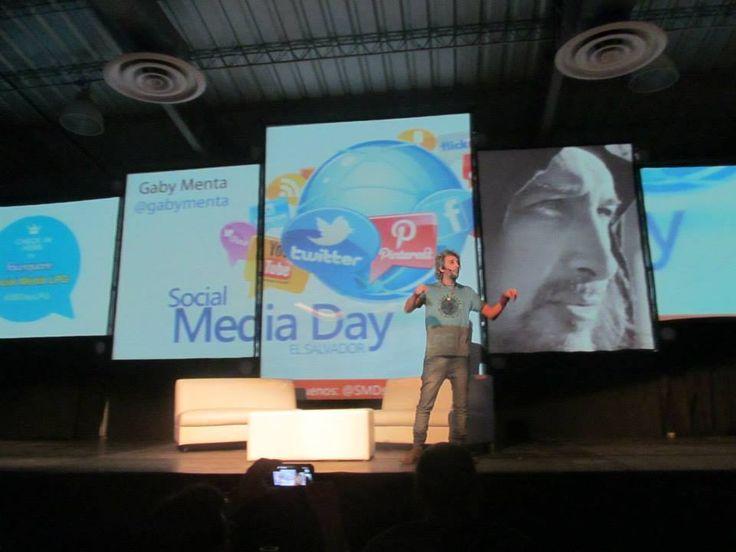 #SocialMediaDay