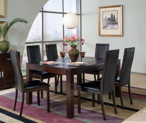 beautiful dining room table and 6 chairs ideas - awesome house