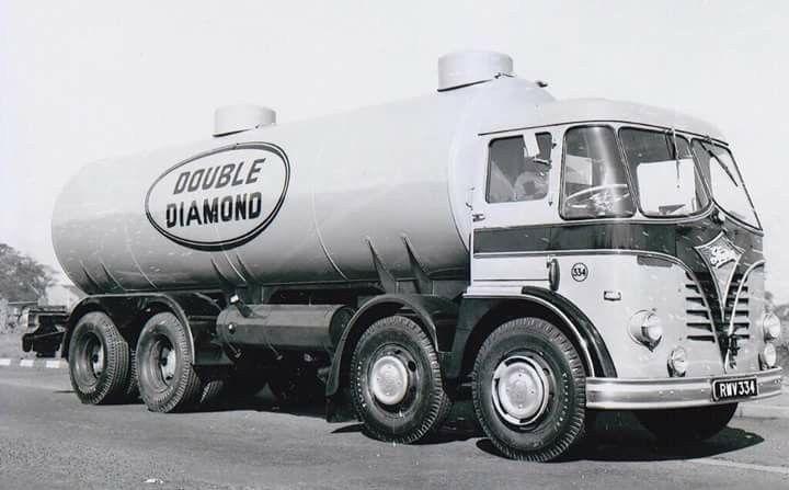 Image result for double diamond tanker truck