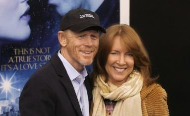 Cheryl and Ron Howard Marriage Profile