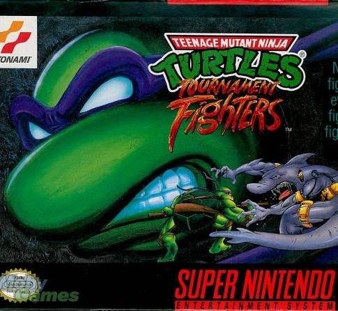"Totally Turtle Games – TMNT Tournament Fighters. Konami released ""TMNT Tournament Fighters"" in '94. The first Ninja Turtles game of it's kind. Did you play this game? #TMNT #NinjaTurtles #TeenageMutantNinjaTurtles"