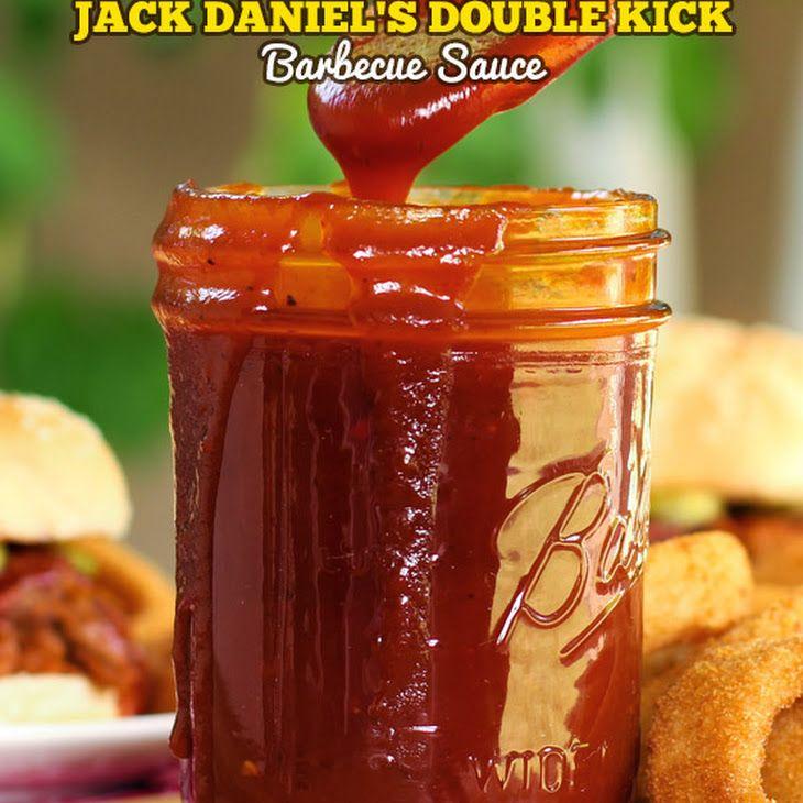 Jack Daniels Double Kick Barbecue Sauce