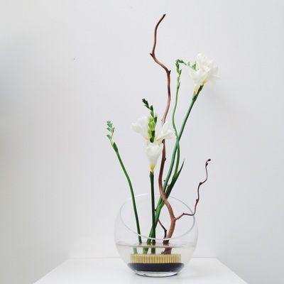 Les 25 meilleures id es de la cat gorie fleuriste japonais sur pinterest grandes compositions - Decoration evenementielle ...