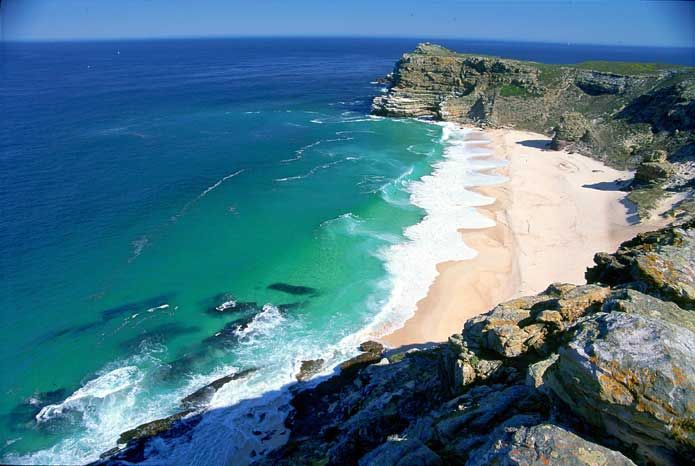 Diaz Beach, Cape Town, South Africa