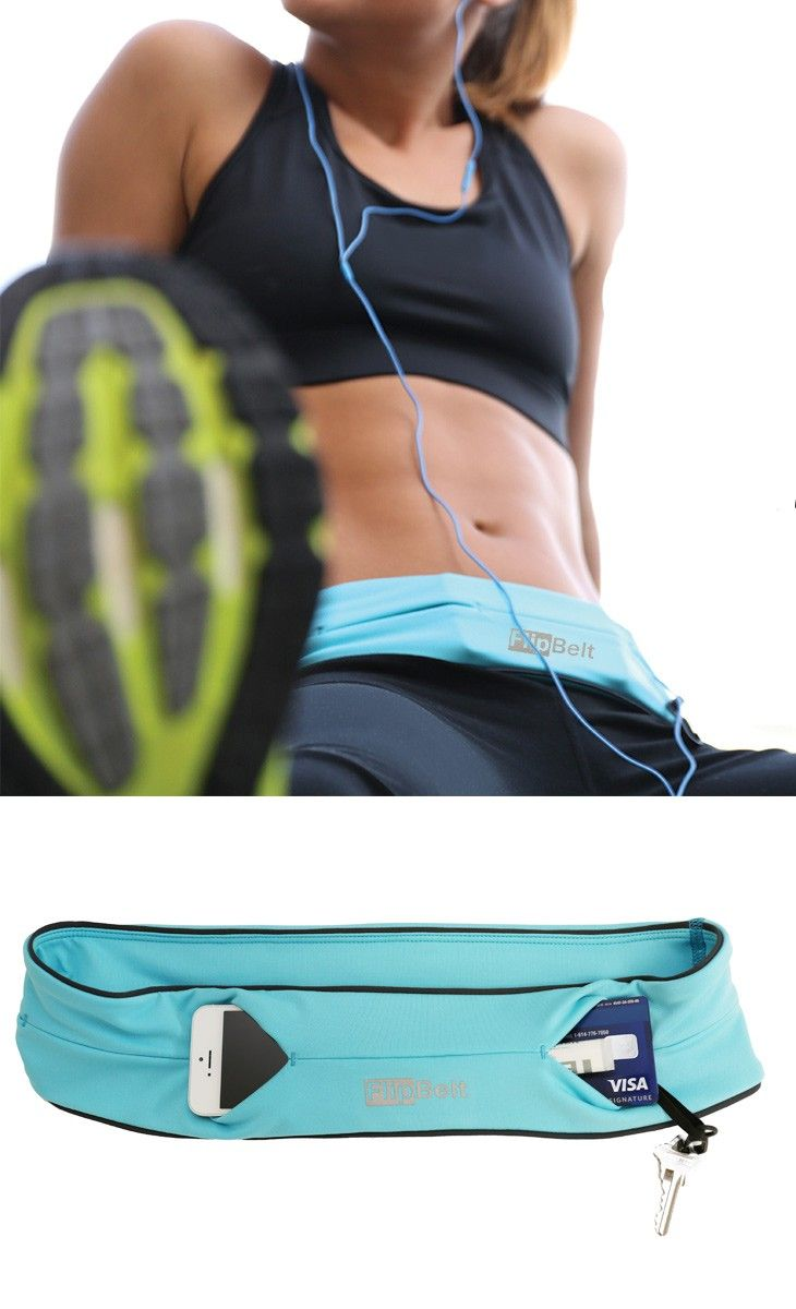 FlipBelt has you covered with storing your phone, cards, keys, and more!