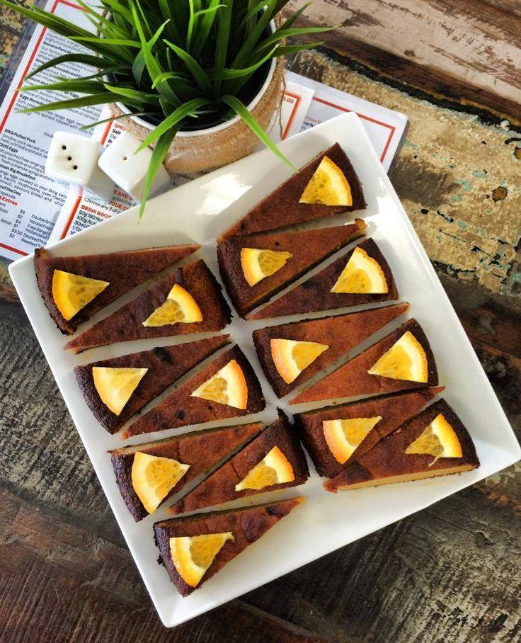Anna -  Orange Almond cake Serves 12 ORANGE NEEDS TO BE BOILED FOR 1.5H. Ingredients: 2 oranges 4 free-range eggs 3/4 cup honey 2 cups almond meal 1/2 tsp sea salt flakes 1 tsp bicarbonate soda Method: Preheat oven to 175°C …