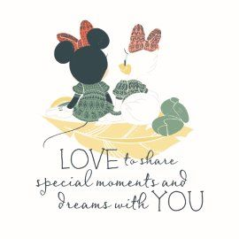 LOVE to share special moments and dreams with YOU! #Hallmark #HallmarkNL #vriendschap #disney #love #liefde #friends
