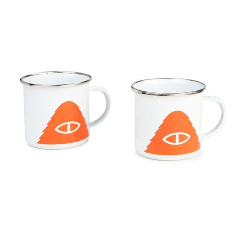 Poler Cylops Camp Mugs (set of two) www.westgoods.co