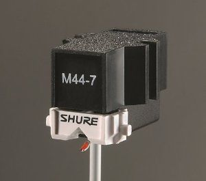 Shure M44-7 Standard DJ Turntable Cartridge, $53.35 - good cartridge and needle for scratching and general DJ-ing