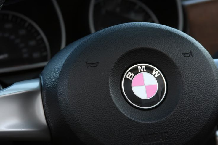 Where can I get PINK roundels? - Bimmerforums - The Ultimate BMW Forum