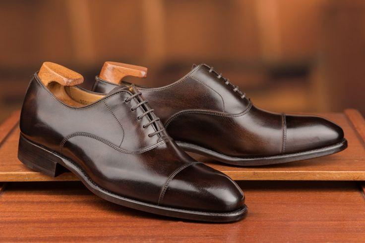 Carlos Santos Coimbra Dress Shoes
