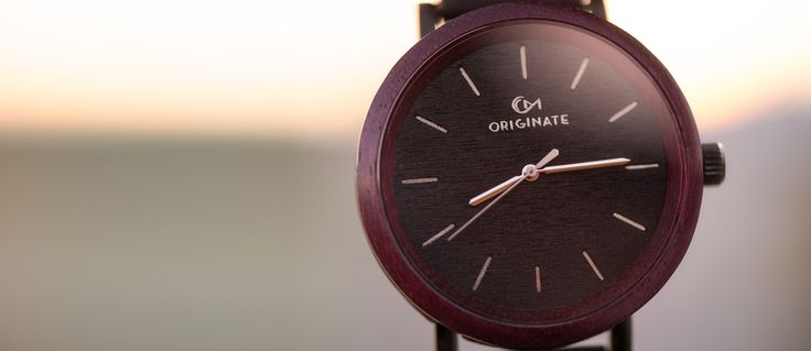 Black Heart 46mm The Absolute Sophisticated Timepiece #timepiece #watches #woodwatches