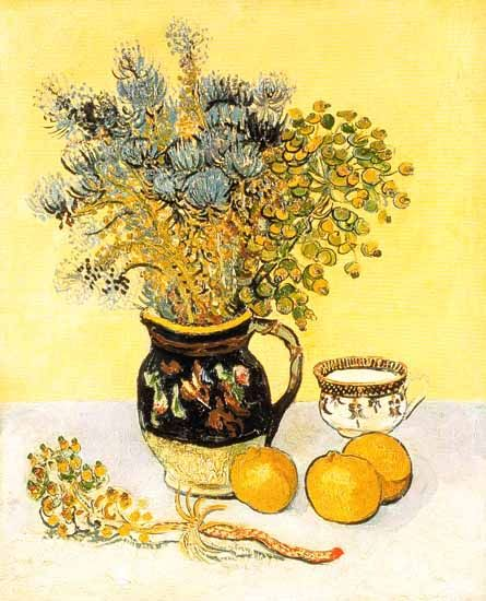 Vincent Van Gogh - Arles - 'Nature Morte' - (1888)