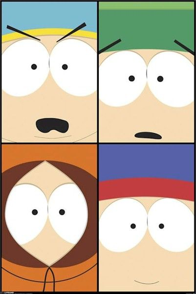 South Park! The one the only. I find that southie is definately the funniest tv show ever. No doubt about it =D