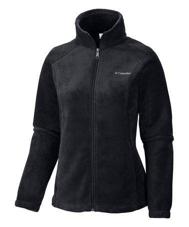 Look what I found on #zulily! Black Benton Springs Fleece Zip-Up Jacket #zulilyfinds