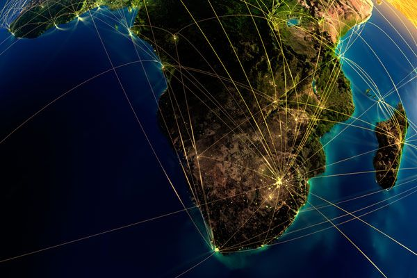 South Africa   s broadband speeds showed massive increases over the last year. However  the country is still stone last in the EMEA region