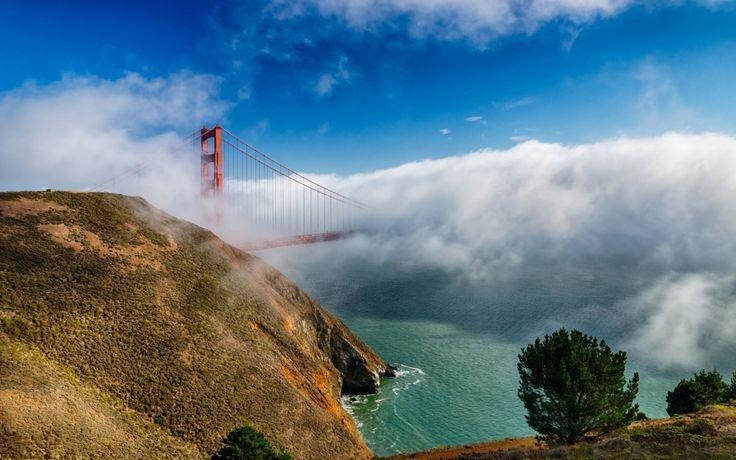 Golden Gate , California
