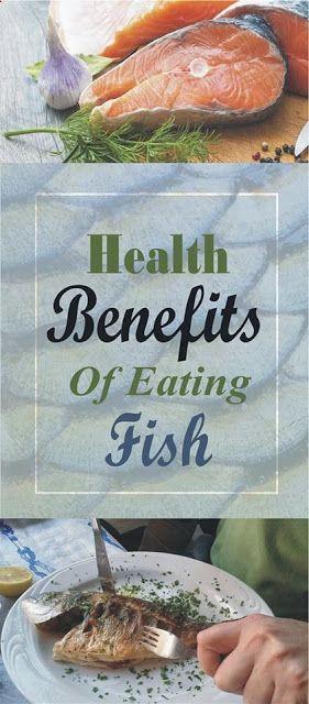 HEALTH BENEFITS OF EATING FISH - HEALTH PLUS