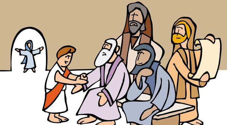 Jesús Se pierde en Jerusalén por tres días