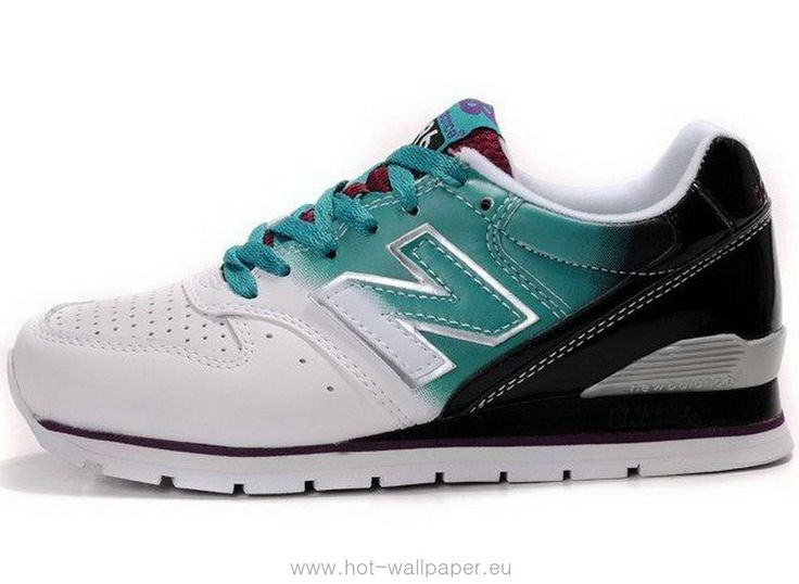 Buy New New Balance NB Green White Black For Women Shoes Casual shoes Shop