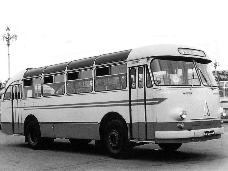 "1964 #BUS #ЛАЗ_695Е #""Львов"" ' #1964–70 #UA"