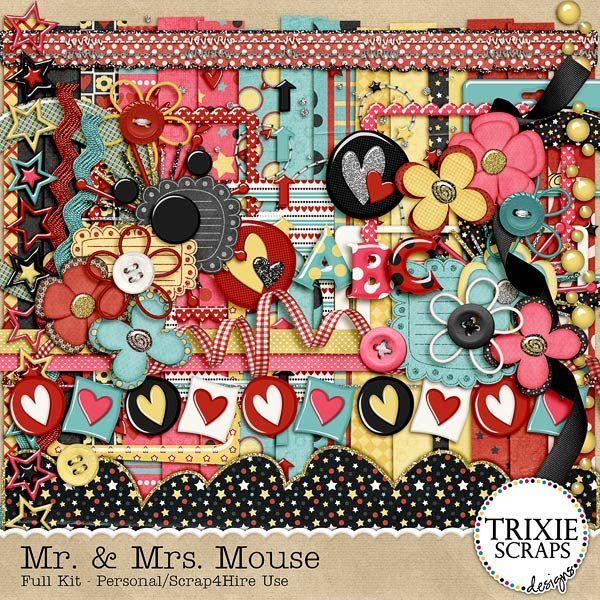 81 Best Trixie Scraps Kits Images On Pinterest