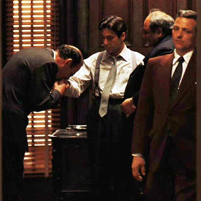What Happen S Next Al Pacino As Michael Corleone The Godfather