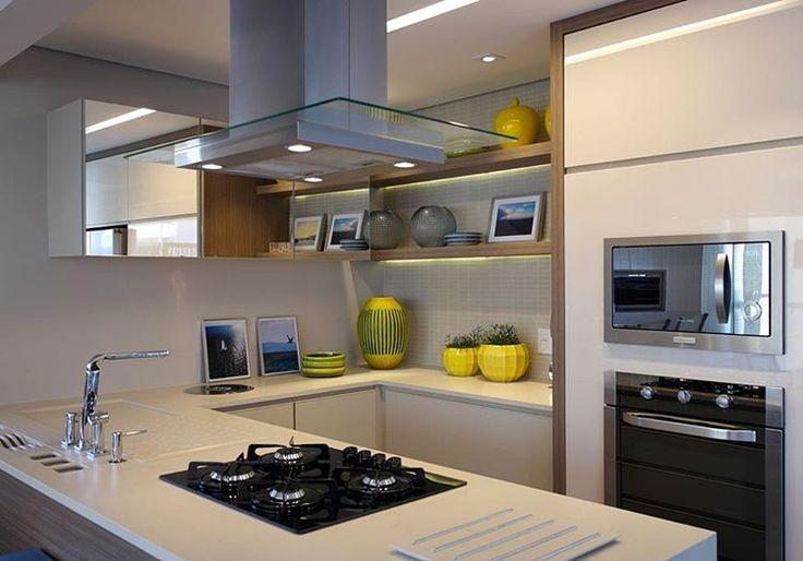 """""""Apartamento Completo - Projeto Carvalho e Patrício Arquitetos  amei cada ambiente, vamos conferir? Fotos via blog @assimeugosto Inspiração de Domingo!!!…"""""""