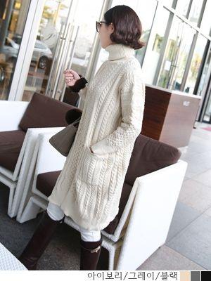 korean fashion online store [COCOBLACK] Sand OPS / Size : FREE / Price : 61.75 USD #korea #fashion #style #fashionshop #cocoblack #missyfashion #missy #dress #onepiece #knitdress