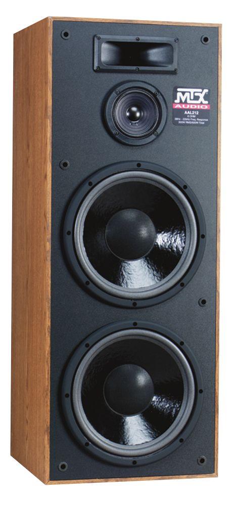 MTX Audio AAL212 Floor Standing Speakers