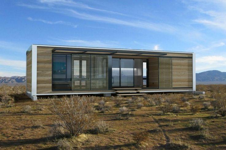 estupendo modulo casa madera laminada
