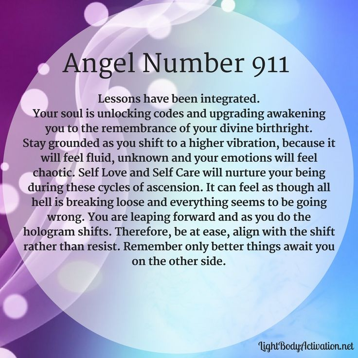 Numerology number 444 meaning image 4