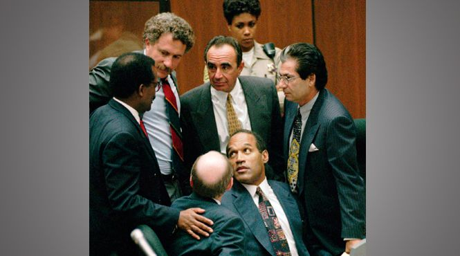Here are five things you may not have known about O.J. Simpson's dream team of lawyers. Read more at Crime Feed.