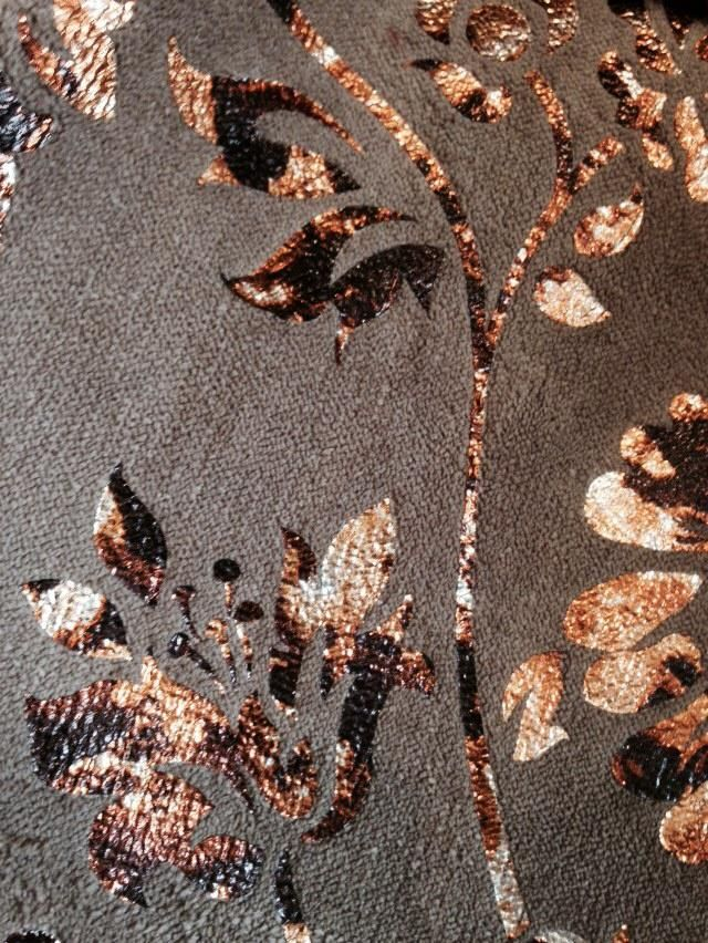 Foil Printing Velvet %100 Polyester for sofa ,  Made in Turkey #HomeTex  #cagsu #upholstery #wrinkle #Crashing #sofa