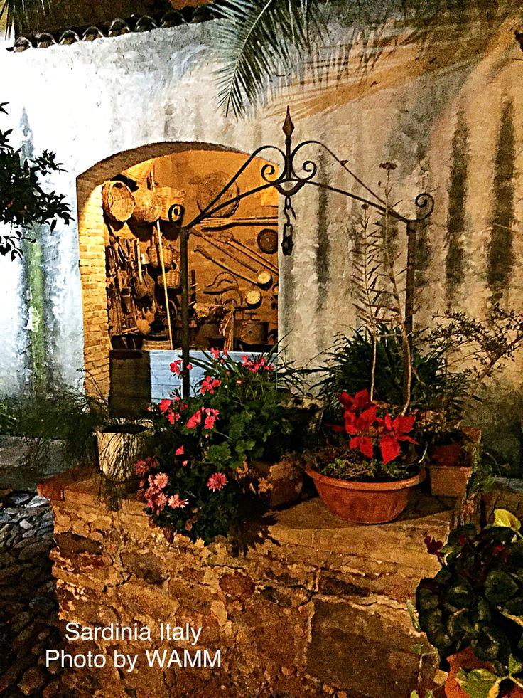 Andrea's restaurant  Pula Sardinia